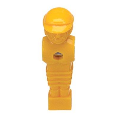 Tournament Soccer New Style Foosball Man - Yellow-400x400